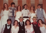 Can you identify this prom party?