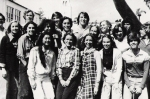 1978 EXECUTIVE COUNCIL:  ASB Pres.-Rob Phillips, Vice Pres.-Cindy Frost, Sec.-Karen Egan, Treas.-Karen Parsons, Campus C
