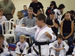 Nate 'Dog' William's first black belt tourney. Don't mess with the Dog! (Ken William's #1 son)