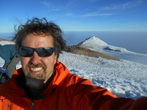 Robertson Miller summits Mount Rainier for the third time