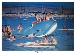 Who remembers when the Dunes whale had its flippers and was a fun launching pad?